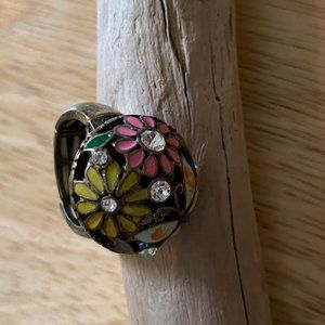 Jewelry - BOHO Flower Ring (Strechy)